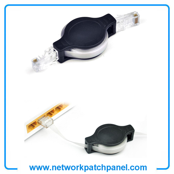 China retractable rj45 network cable manufacturer factory and supplier