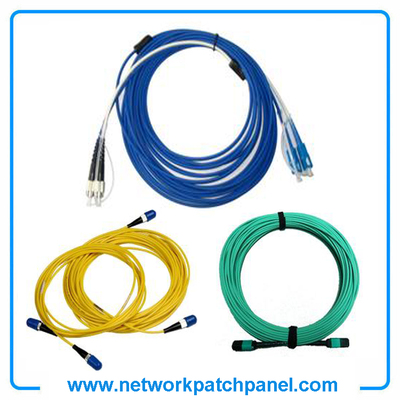 Fiber Optic Patch Cords Fiber Optic Patch Cables Fiber Optic Patch Leads
