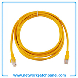 1M UTP CAT5E Ethernet Cable RJ45 Internet Network Patch Lan Cable Cord Yellow