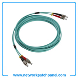 Singlemode Duplex FC/LC Optic Fiber Patch Leads Fiber Optic Lead Fiber Optic Cable