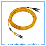 Singlemode Duplex FC/LC Optical Fiber Leads Optical Fiber Cables