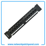 China 12 Port UTP Unshielded Cat 5E Patch Panel Manufacturers