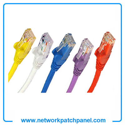 Moulded UTP CAT5e RJ45 Ethernet Cable Network Patch Leads LAN Internet Cable