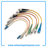 Single Core Duplex Dual Cores Multi Cores Fiber Optic Patch Cables Fiber Optic Patch Leads Cords