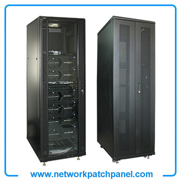 Customized Network Server Cabinet Enclosures 19 Inch 12U 16U 18U 24U 32U 37U 42U 47U Network Cabinet
