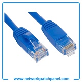 Network Crossover Patch Lead 3FT Cat5e STP Shield Ethernet Patch Cable Blue