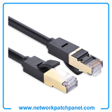 2FT 3FT 4FT 5FT 6FT 7FT 9FT Cat5E Cat6 Cat7 Black Ethernet Network Patch Cables Manufacturers