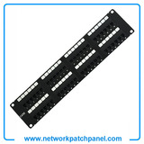 48 Ports UTP Unshielded Cat5E Patch Panel Unshielded Patch Panel Suppliers