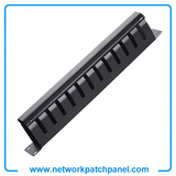 1U 12 Channel Patch Panel Cable Mangement Wire Managment China 1U Cable Management