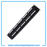 "19"" Inch 2U 50Port Patch Panel RJ11 Rack Voice Patch Panels"