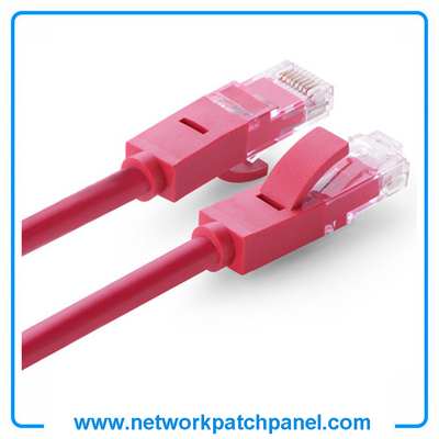2FT 3FT 4FT 5FT 6FT 7FT 9FT Cat5E Cat6 Cat7 Red Ethernet Network Patch Cables